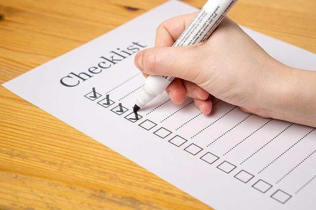 Valg av fertilitetsklinikk: Skriv sjekkliste